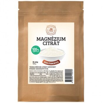 T.M. Tradíció Manufaktúra Magnézium citrát por - 120g